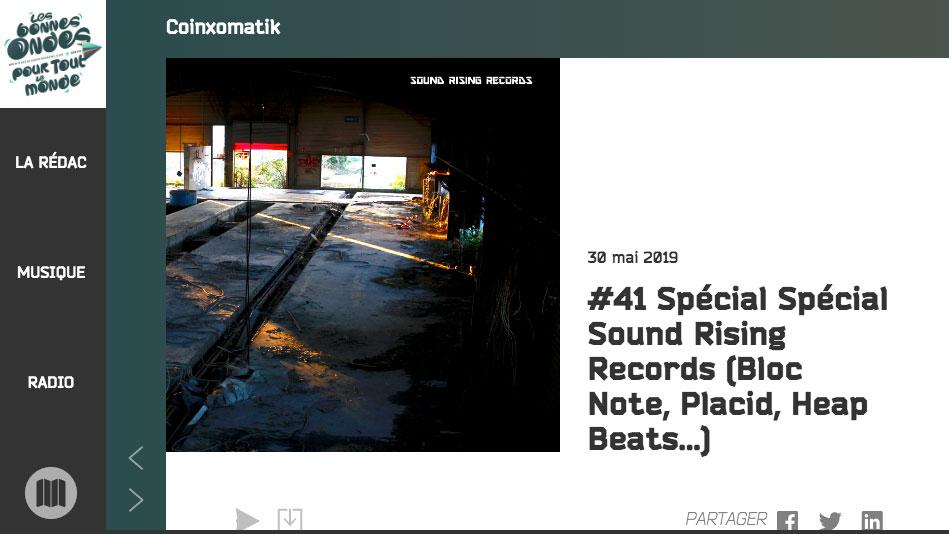 radio-campus-spéciale-soundrising-records-coinxomatic